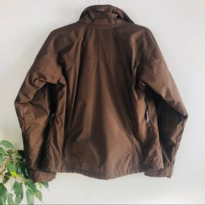 Columbia Jackets & Coats - Columbia Brown Cargo Winter Jacket